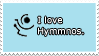- Stamp Commission: I love Hymmnos. - by ChicaTH