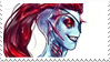 - Stamp: Undyne. - by ChicaTH