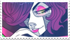 - Stamp: Mettaton EX. - by ChicaTH