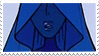 - Stamp: Blue Diamond. - by ChicaTH