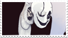 - Stamp: W. D. Gaster. - by ChicaTH