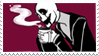 - Stamp: W. D. Gaster (5). - by ChicaTH
