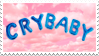 - Stamp: Cry Baby. - by ChicaTH