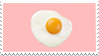 - Stamp: Egg. - by ChicaTH
