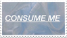 - Stamp: Consume me. - by ChicaTH