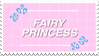 - Stamp: Fairy Princess. - by ChicaTH