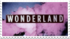- Stamp: Wonderland. - by ChicaTH