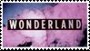 - Stamp: Wonderland. - by ChicaTH