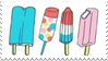 - Stamp: Ice cream. - by ChicaTH