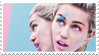 - Stamp: Miley Cyrus. - by ChicaTH