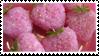 - Stamp: Pink strawberry onigiri. - by ChicaTH
