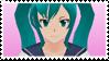 - Stamp: Saki Miyu. - by ChicaTH