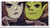 - Stamp: Beast Boy x Raven. - by ChicaTH