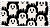 - Stamp: Friendly ghosts. - by ChicaTH