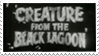 - Stamp: Creature from the Black Lagoon. - by ChicaTH