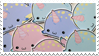 - Stamp: Cute narwhals. - by ChicaTH