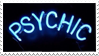 - Stamp: Psychic. - by ChicaTH