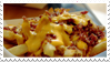 - Stamp: Fries with cheese and bacon. - by ChicaTH