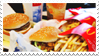 - Stamp: McDonald's. - by ChicaTH