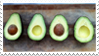 - Stamp: Avocados. - by ChicaTH