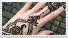 - Stamp: Henna tattoo. - by ChicaTH
