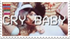 - Stamp: Melanie's Cry Baby. - by ChicaTH