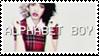 - Stamp: Melanie's Alphabet Boy. - by ChicaTH