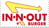- Stamp: In-N-Out Burger. - by ChicaTH