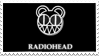 - Stamp: Radiohead. - by ChicaTH