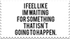 - Stamp: I feel like I'm waiting... - by ChicaTH
