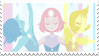 - Stamp: The three pearls. - by ChicaTH