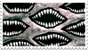 - Stamp: Mouths. - by ChicaTH