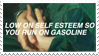 - Stamp: Gasoline. - by ChicaTH