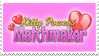 - Stamp: Kitty Powers' Matchmaker. - by ChicaTH