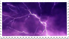 - Stamp: Lightning. - by ChicaTH