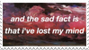 - Stamp: And the sad fact is that... - by ChicaTH