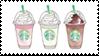 - Stamp: Starbucks. - by ChicaTH