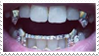 - Stamp: Diamond fangs. - by ChicaTH