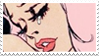 - Stamp: Crying pinkette. - by ChicaTH