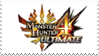 - Stamp: Monster Hunter 4 Ultimate. - by ChicaTH