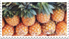 - Stamp: Pineapples. - by ChicaTH