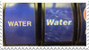 - Stamp: Water VS Aesthetic water. - by ChicaTH