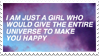 - Stamp: To make you happy. - by ChicaTH