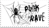 - Stamp: Punk Rave. - by ChicaTH