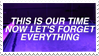 - Stamp: Now let's forget everything. - by ChicaTH