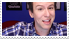 - Stamp: Philip DeFranco. - by ChicaTH