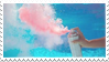 - Stamp: Spraying the water pink. - by ChicaTH