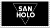 - Stamp: San Holo. - by ChicaTH