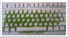 - Stamp: There's plants in your keyboard. - by ChicaTH