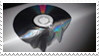 - Stamp: Melting CD. - by ChicaTH